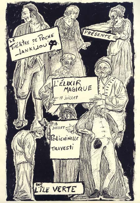 lelixir-magique-polichinelle-travesti-affiche